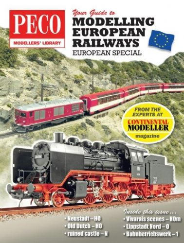 PM-205     Your Guide to Modelling European Railways